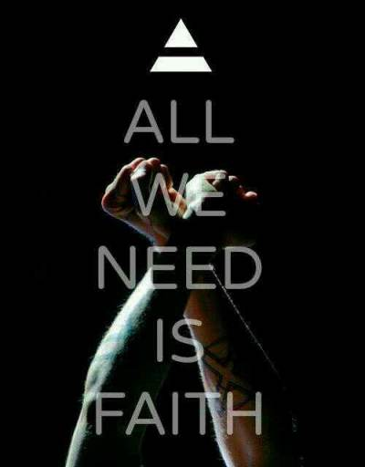 30 Seconds To Mars - All we need is faith