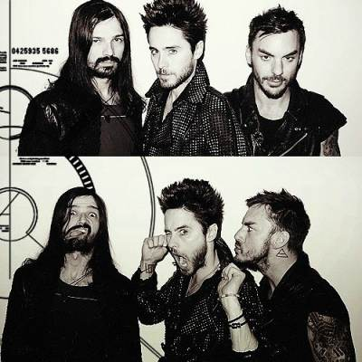 30 seconds to Mars - Search and Destroy