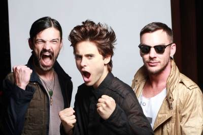 30 Seconds to Mars - Stronger (BBC Live Version)