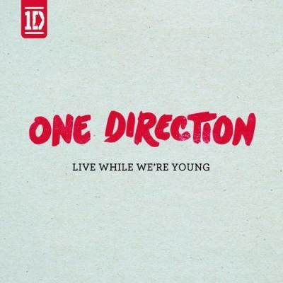 |3x22| One Direction - Live While We're Young
