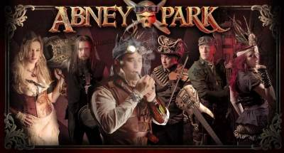 Abney Park - The Secret Life of Dr Calgori