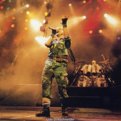 Accept (UDO) 2013 - Cry Soldier (Stalingrad)