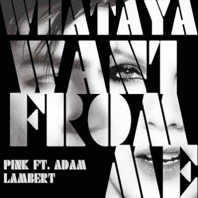 Adam Lambert feat Pink - What are you want from me