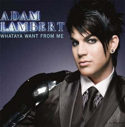 Adam Lambert - Whataya Want From Me (Rumba Remix, slow vers.)