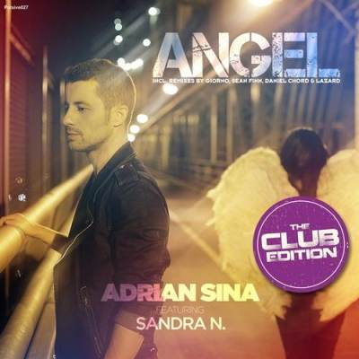 Adrian Sina feat. Sandra N. - Angel (Radio Edit)