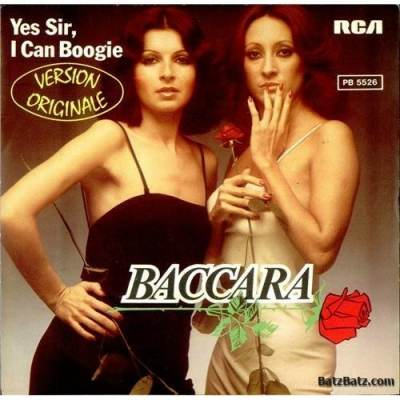 Алина Паш - Yes Sir, I Can Boogie (BACCARA cover)