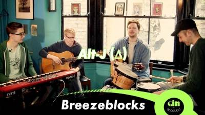 Alt-J - Breezeblocks (Acoustic)