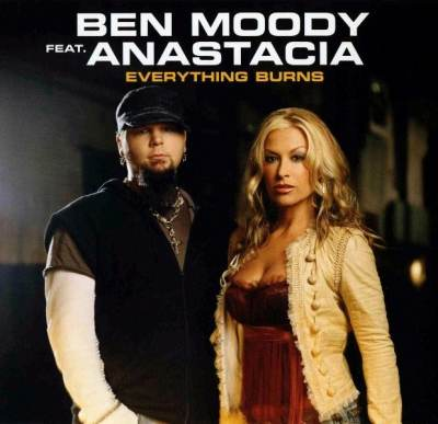 Anastacia feat. Ben Moody - Everything Burns