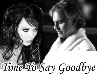 Andrea Bocelli and Sarah Brighan - Time To Say Goodbye