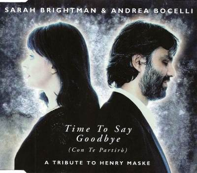 Andrea Bocelli feat Sarah Brighan - Time to say goodbye (Con te partiro)
