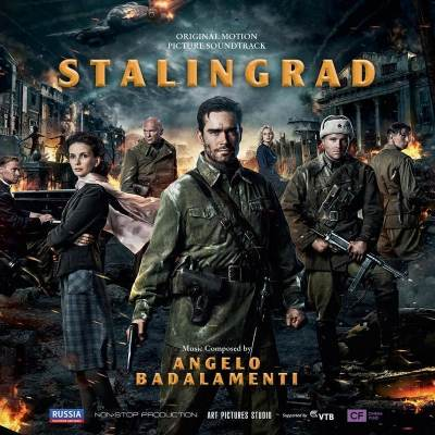 Angelo Badalament - What a wonderful world (Сталинград 2013 OST)