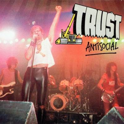 Anthrax - Antisocial (Trust) (French Version)