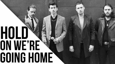 Arctic Monkeys - Hold On, We're Going Home (Drake Cover)