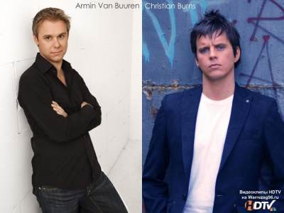 Armin Van Buuren & Cristian Burns - Can you see this light between us Keeps me breathing through the