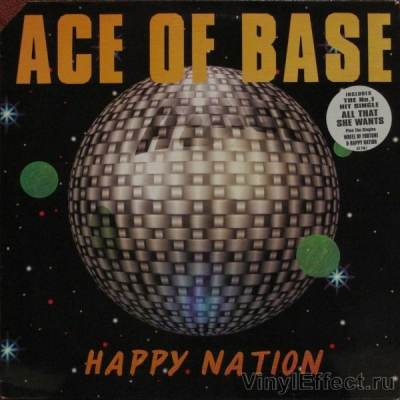 Ase of base - Happy Nation (1993)