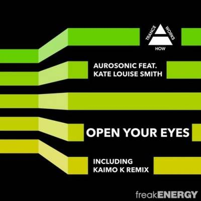 Aurosonic feat. Kate Louise Smith - Open Your Eyes (Chillout Mix)