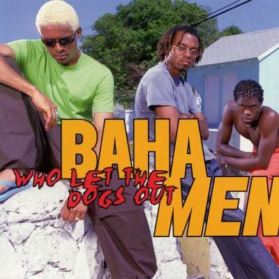 Baha Men - Who Let The Dogs Out (soft Bass)
