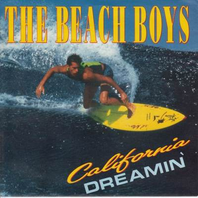 BEACH BOYS - CALIFORNIA DREAMS