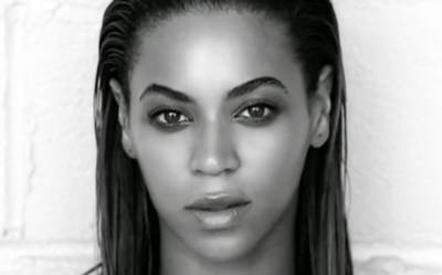 Beyonce - I look and stare so deep in your eyes I touch on you more and more