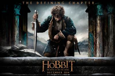 Billy Boyd - The Last Goodbye (OST The Hobbit The Battle of the Five Armies)