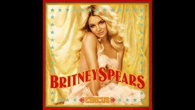 Britney Spears - Kill The Lights (Instrumental  back)