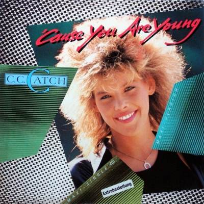 C.C.Catch - Cause you are young (ost Бригада)