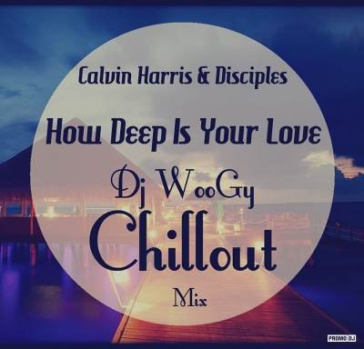 CALVIN HARRIS, DISCIPLES - How Deep Is Your Love (Record Mix)