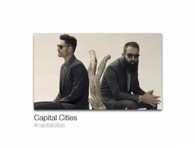 Capital Cities - (DAN)Safe And Sound