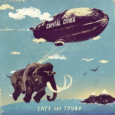 Capital cities - Safe and sound (минус)