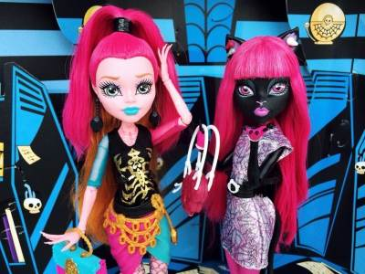 Catty Noir - We Are Monster High