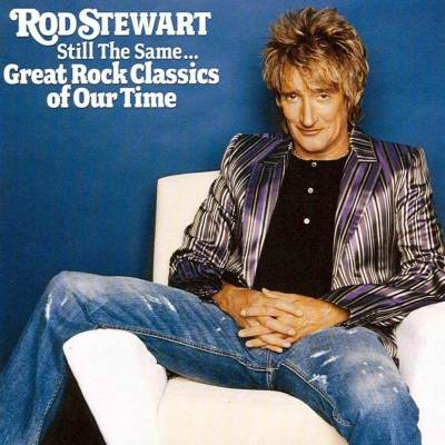 CCR - COVER - Rod Stewart - Have you ever seen the rain