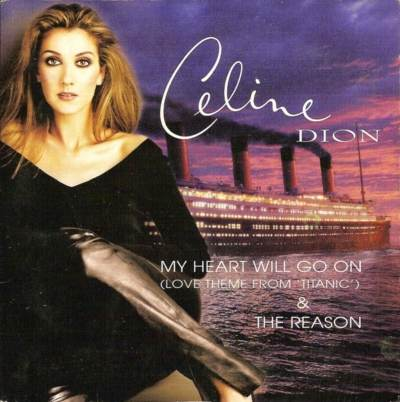 Celine Dion - My Heart Will Go On (Оригинал)