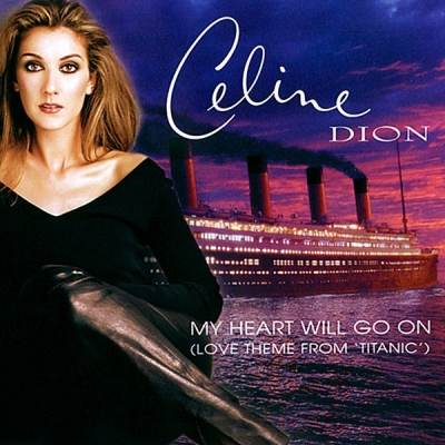 Celine Dion - My Heart Will Go On (OST