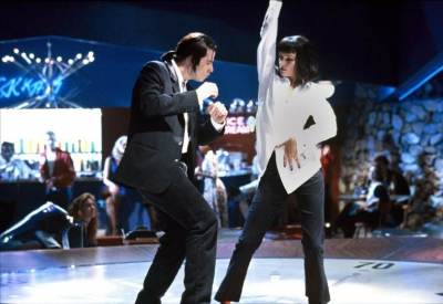 Chuck Berry - You Never Can Tell (OST Pulp Fiction)