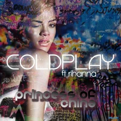 Coldplay ft. Rihanna - Princess Of China (Отрывок)