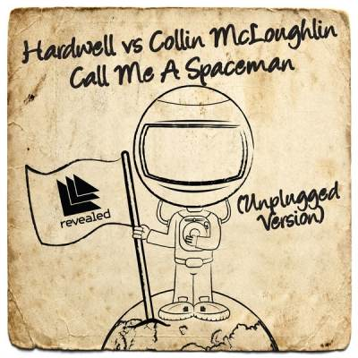 Collin McLoughlin - Milky Way Spaceman