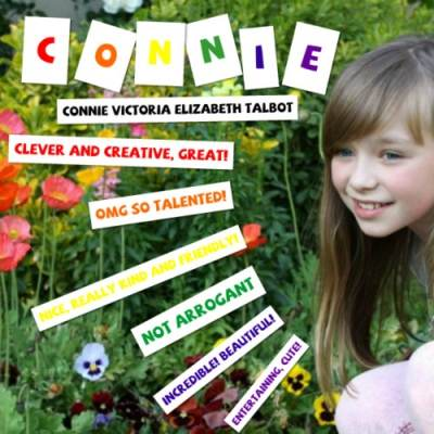Connie Talbot - Heal The World