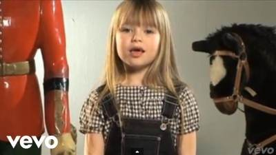 Connie Talbot - I Have A Dream  (cover ABBA)