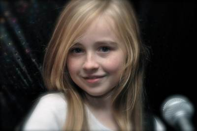 Connie Talbot - You Raise Me Up