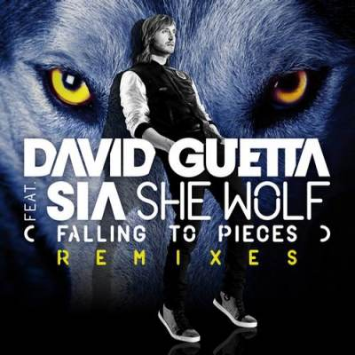 David Guetta ft. Sia - She Wolf (Falling To Pieces) (Radio Edit)