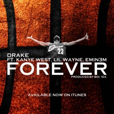 Drake feat. Kanye West, Lil Wayne &  Eminem - Monster