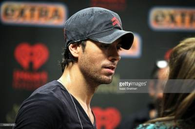 Enrique Iglesias - Love To See You Cry (minus)