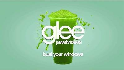 Glee Cast - Bust Your Windows (минус)
