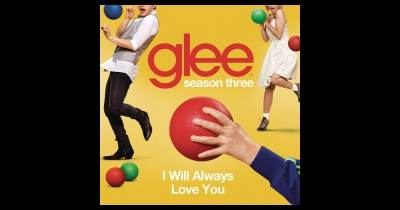 Glee cast - I Will Always Love You