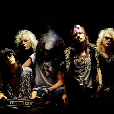 Guns N' Roses - Night Train