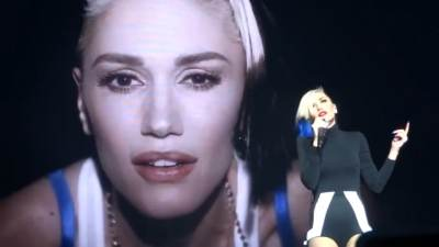 Gwen Stefani - Used To Love You (Live in NYC 2015)