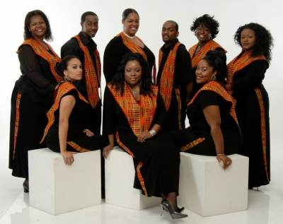 Harlem Gospel Choir - O Happy Day