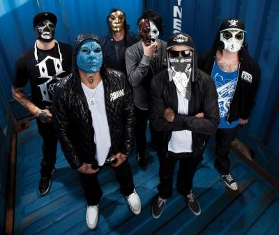 Hollywood Undead - My Fight (2014)