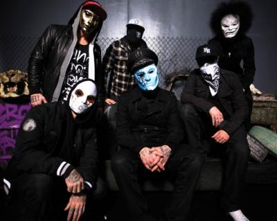 Hollywood Undead - No. 5
