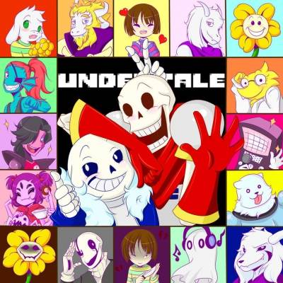 I'm stronger than you - Undertale